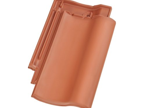 Cavus 13 roof tile natural red
