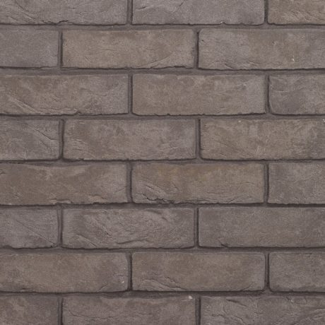 Agora Titaangrijs facing bricks in a running bond with a mortar application