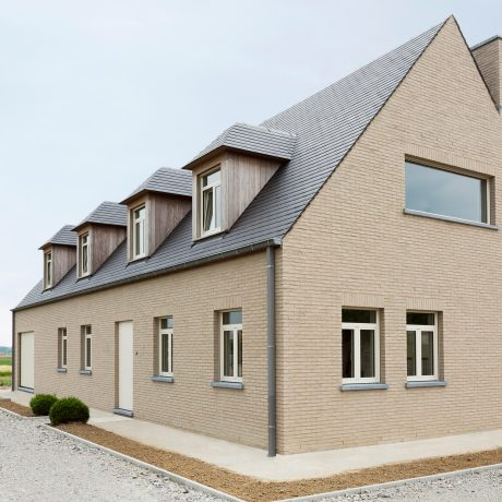 Reference photo new construction single family in Ingooigem