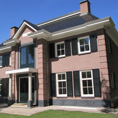 Roodgrijs Hardgrauw VB WF | New Construction Open - Detached House