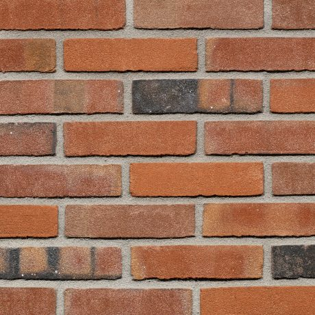 Productshot of the Rood Kolengestookt VB RE brick