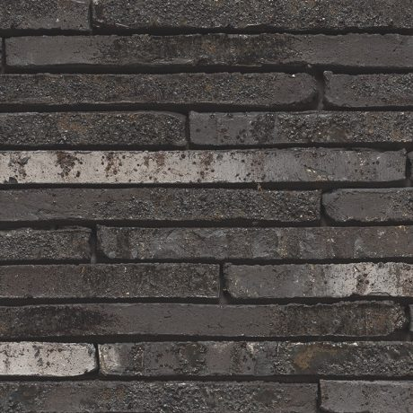 Wasserstrich Special E2 facing bricks in a soft wild bond with a glued application