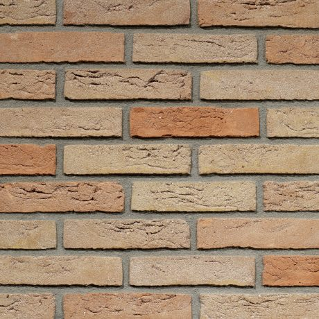 Productshot of the Brons Rood Genuanceerd HV WF brick