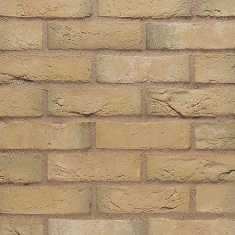 Section of a brick wall