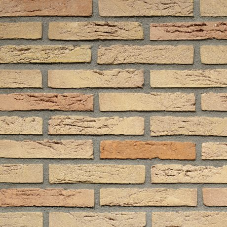 Productshot of the Geel Genuanceerd Grof Zand HV VF brick