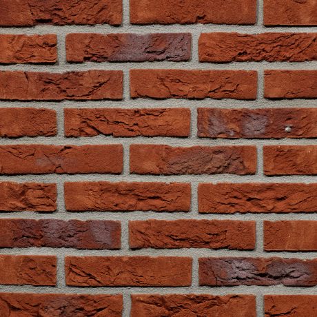 Productshot of the Baccara Blue HV WF brick