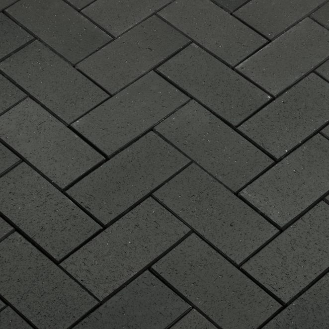 Penter Grafit Kare pavers from Aseri plant (Estonia)