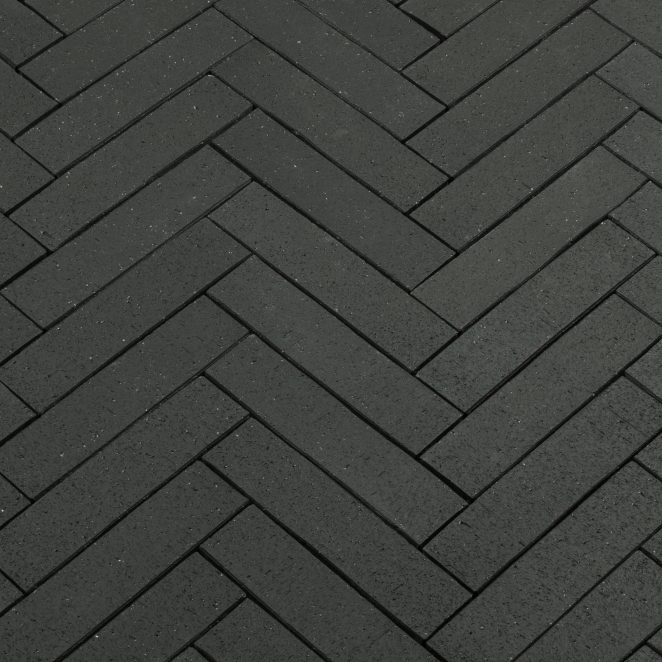 Penter Grafit Kare 250x60x52 pavers from Aseri plant (Estonia)